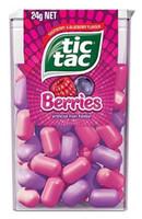 Tic Tac - Berries (24g x 24 pack)
