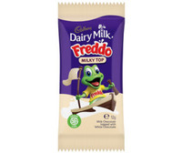 Freddo Frog Milky Top, by Cadbury,  and more Confectionery at The Professors Online Lolly Shop. (Image Number :12413)