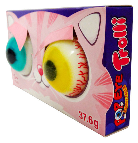 Trolli Pop Eye, by Trolli,  and more Confectionery at The Professors Online Lolly Shop. (Image Number :13288)