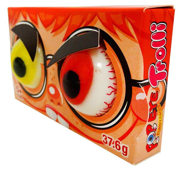 Trolli Pop Eye, by Trolli,  and more Confectionery at The Professors Online Lolly Shop. (Image Number :13289)