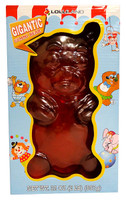 Gigantic Gummi Bear ( 907g  in a display box)