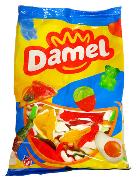 Damel Jelly Filled Crocodiles and more Confectionery at The Professors Online Lolly Shop. (Image Number :13039)