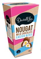 Darrell Lea Milk Chocolate Nougat Easter Bites (120g Box)