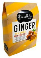 Darrell Lea - Milk Chocolate Ginger (200g Box)