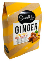 Darrell Lea - Milk Chocolate Ginger and more Confectionery at The Professors Online Lolly Shop. (Image Number :13141)