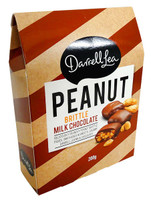 Darrell Lea -Peanut Brittle (200g Box)