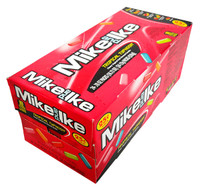 Mike and Ike - Tropical Typhoon ( 24 x 22g Pack in a display box)