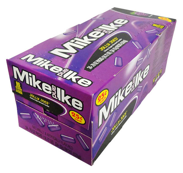 Mike and Ike - Jolly Joes, by Just Born,  and more Confectionery at The Professors Online Lolly Shop. (Image Number :12968)