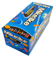 Mike and Ike - Berry Blast( 24 x 22g Pack in a display box)