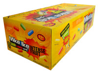 Mike and Ike - Sour-Licious Zours ( 24 x 22g Pack in a display box)