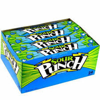Sour Punch - Blue Raspberry (24 x 57g in a display box)