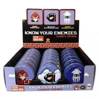 Super Mario - Know Your Enemies ( 18 tins in a display)