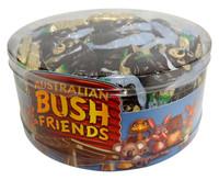 Australian Bush Friends Milk Chocolate - Tassie Devils (825g tub - 15g x approx 55pc)