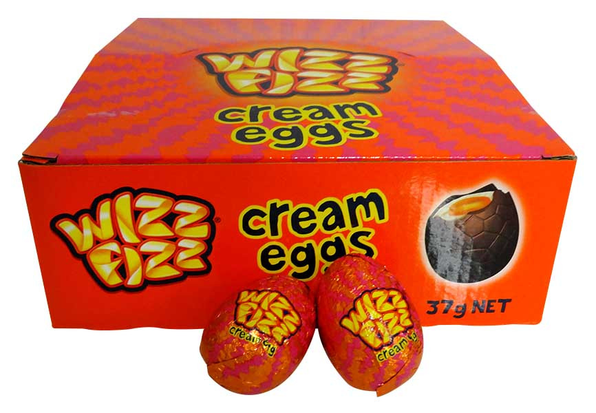 Wizz Fizz  Eggs and more Confectionery at The Professors Online Lolly Shop. (Image Number :12790)