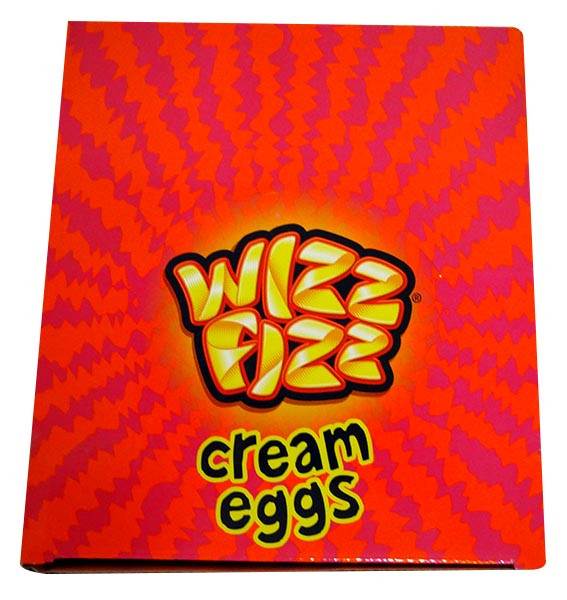 Wizz Fizz  Eggs and more Confectionery at The Professors Online Lolly Shop. (Image Number :12791)