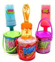 Paint Splash  Pop and Candy Dip (12 x 39g units in a display)