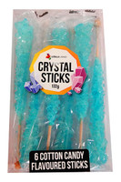 Crystal sticks - Baby Blue (6 x 22g)