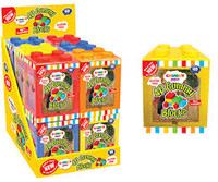 Chunky Funkeez 4D Gummy Blocks (12 x 80G cubes in a display)