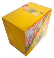 Chunky Funkeez 4D Gummy Blocks (12 x 80G cubes in a display)
