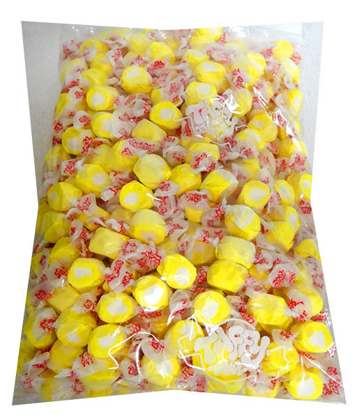 Taffy Town - Salt Water Taffy - Lemon Cream, by Other,  and more Confectionery at The Professors Online Lolly Shop. (Image Number :12885)