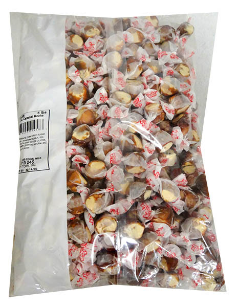 Taffy Town - Salt Water Taffy - Caramel Mocha, by Other,  and more Confectionery at The Professors Online Lolly Shop. (Image Number :12882)