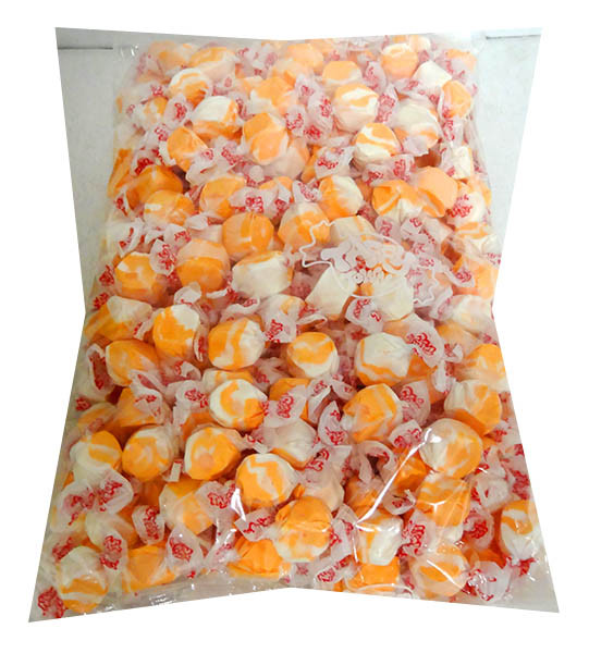 Taffy Town - Salt Water Taffy - Peaches n Cream, by Other,  and more Confectionery at The Professors Online Lolly Shop. (Image Number :12891)