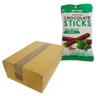 Danny s Chocolate Mint Sticks (12 x 180g bags)