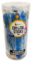 Crystal sticks - Royal Blue and more Confectionery at The Professors Online Lolly Shop. (Image Number :12858)