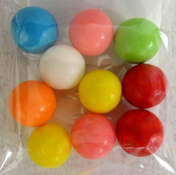Gobstoppers, by The Australian Sweet Company,  and more Confectionery at The Professors Online Lolly Shop. (Image Number :13616)