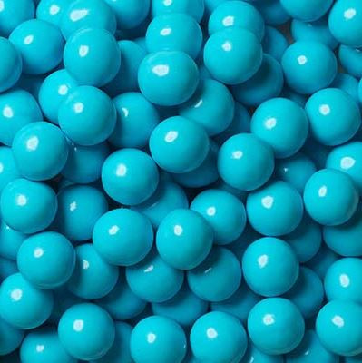 Lolliland Choc Balls - Blue with Coconut Flavour, by Lolliland,  and more Confectionery at The Professors Online Lolly Shop. (Image Number :12920)