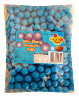 Lolliland Choc Balls - Blue with Coconut Flavour, by Lolliland,  and more Confectionery at The Professors Online Lolly Shop. (Image Number :13162)