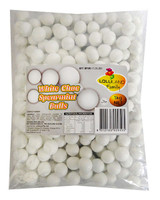 Lolliland Choc Balls - White with Spearmint Flavour (1kg bag)
