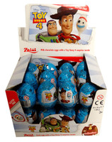 Disney Toy Story 4 - Milk Chocolate Surprise Egg and more Confectionery at The Professors Online Lolly Shop. (Image Number :13607)
