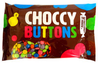 Confectionery House Choccy Buttons, by Confectionery House,  and more Confectionery at The Professors Online Lolly Shop. (Image Number :13113)