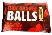 Confectionery House Choc Orange Balls (1kg Bag)