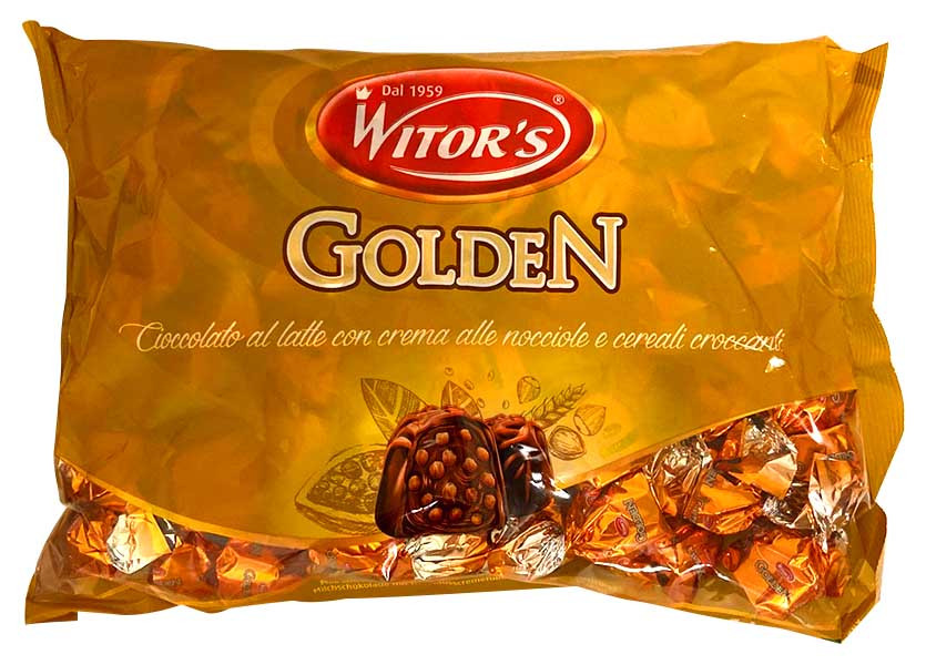 Witors - Golden and more Confectionery at The Professors Online Lolly Shop. (Image Number :13541)