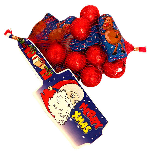 Witors Milk Chocolate Reindeers & Red Noses and more Confectionery at The Professors Online Lolly Shop. (Image Number :13547)
