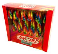 Lolliland Rainbow Candy Cane - Tutti Frutti Flavour (12g x 12pc box)