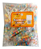 Lolliland Assorted Rainbow Compressed Candy Bag  (1kg bag)