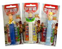 Pez Candy Dispensers -Toy Story 4, by Pez,  and more Confectionery at The Professors Online Lolly Shop. (Image Number :13650)