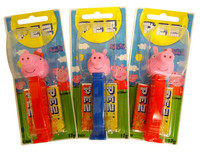 Pez Candy Dispensers -Peppa Pig, by Pez,  and more Confectionery at The Professors Online Lolly Shop. (Image Number :13642)