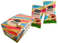 Darrell Lea Nougat Milk Chocolate Easter Bites (36 x 30g in a display box)B/B6/7/20