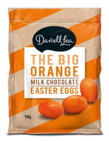 Darrell Lea The Big Orange Eggs, by Darrell Lea,  and more Confectionery at The Professors Online Lolly Shop. (Image Number :13889)