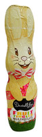 Darrell Lea - Fruit Tingles Milk Chocolate Bunny - Hollow and more Confectionery at The Professors Online Lolly Shop. (Image Number :14579)