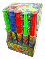Dr Delicious Candy Syringe - 3 Flavours and more Confectionery at The Professors Online Lolly Shop. (Image Number :13690)