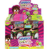 Candy Looping Glasses - 3 Colours and more Confectionery at The Professors Online Lolly Shop. (Image Number :13343)