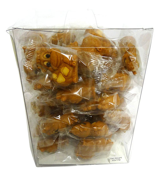 Abtey Little Cows - Milk Chooclate  & Caramel and more Confectionery at The Professors Online Lolly Shop. (Image Number :14558)