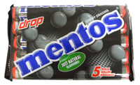 Mentos  Licorice Mints and more Confectionery at The Professors Online Lolly Shop. (Image Number :14131)