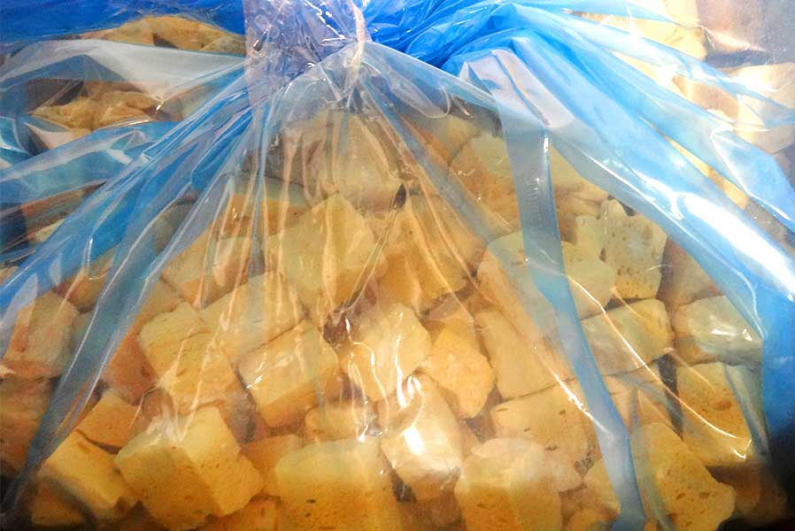 Food Flo Naked Honeycomb, by Other,  and more Confectionery at The Professors Online Lolly Shop. (Image Number :13960)