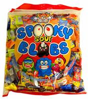 TNT Sour Spooky Blobs (1kg Bag - approx 220pc)